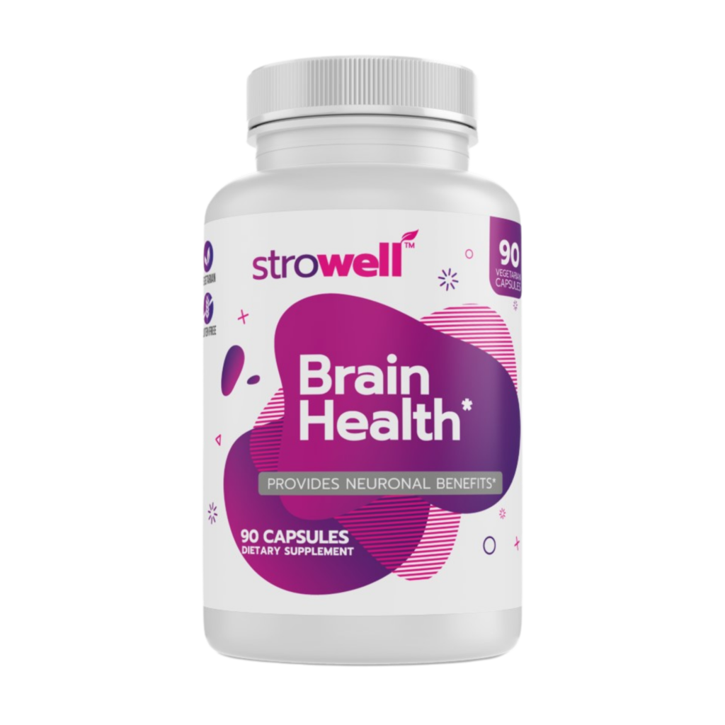 Strowell Brain Health - Kondor Pharma